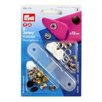 390170 NoSew Fasteners  - Bx 5