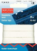 904601 Cotton Tape - Bx 5