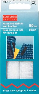 968555 Hook & Loop Tape - Bx 5