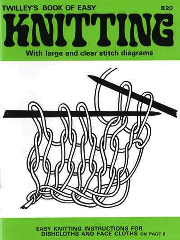 B20  Twilleys Book of Easy Knitting - Sgl