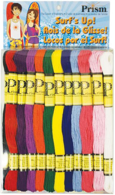 DMCPRISMPRI - Surf's Up 36 x 8mtr Rad Skeins