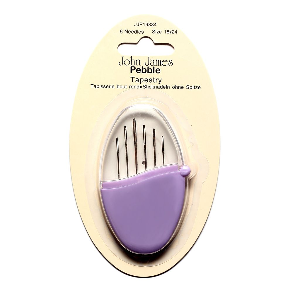 JJP19884 Pebbles Tapestry Sewing Needles
