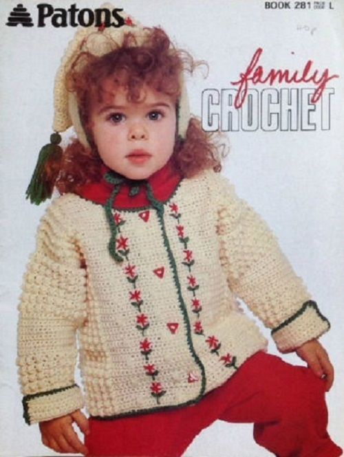 RPB2 Family Crochet Book