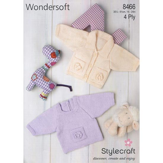 Wondersoft 4 Ply Pattern 8466
