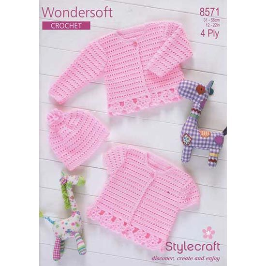 Wondersoft 4 Ply Pattern 8571