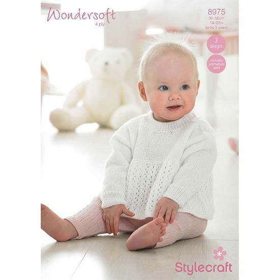 Wondersoft 4 Ply Pattern 8975